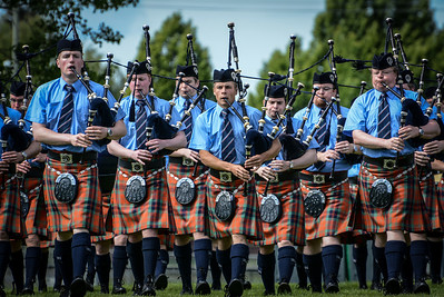 incredible... in many ways! 150th Victoria Highland Games