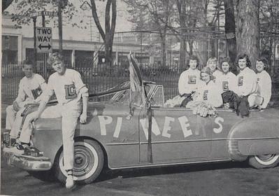 1952 Rally Squad