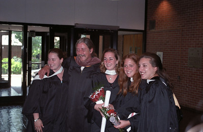 Art-Soc Graduation 1998 (Spring)