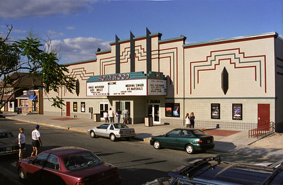 New Hollywood Theater in Arbutus