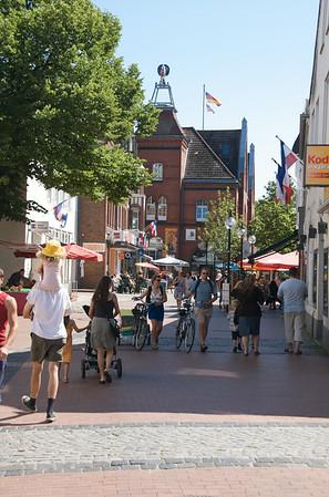 2006-07-16 - Kosel, Eckernforde & Kiel
