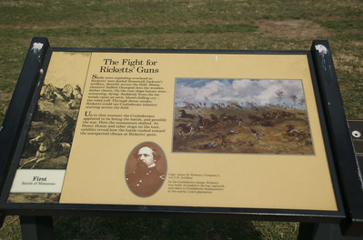 Manassas National Battlefield Park