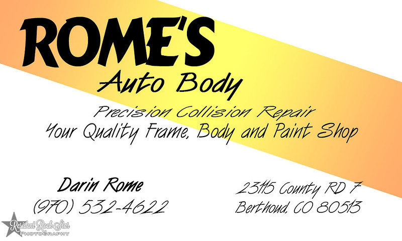 Romes Auto Body