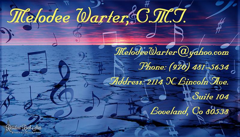 Melodee Warter BCs