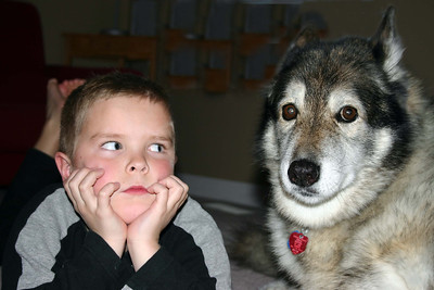 Sasha and Dylan 2004