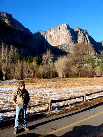 Yosemite Christmas Trip
