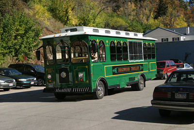 Trolley rides around town for 50 cents