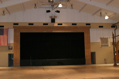 Pavilion Stage