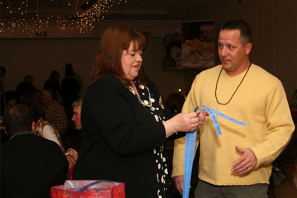 Fallon County Medical Center's Fantasy Food Fair, Baker, Mont.: 12/1/07