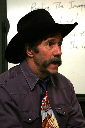 National Cowboy Poetry Gathering, Elko, Nev.: 1/30/07 -- 2/03/07