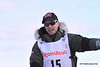 Jeff King and dogs leave Willow bound for Nome in Iditarod 2010.