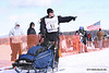 Blake Freking and dogs leave Willow bound for Nome in Iditarod 2010.