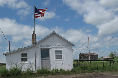 Post Office Watauga, S.D. 57660