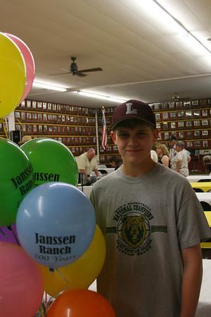 Janssen Homestead Centennial, Miles City and Coalwood, MT: July 3-4, 2010: