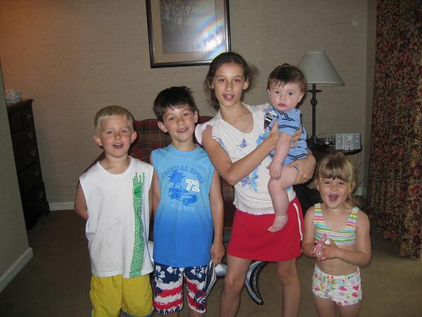 06.11.05 Pocono's Vacation