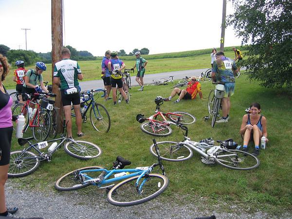 07.23.05 MS 150 Bike Ride