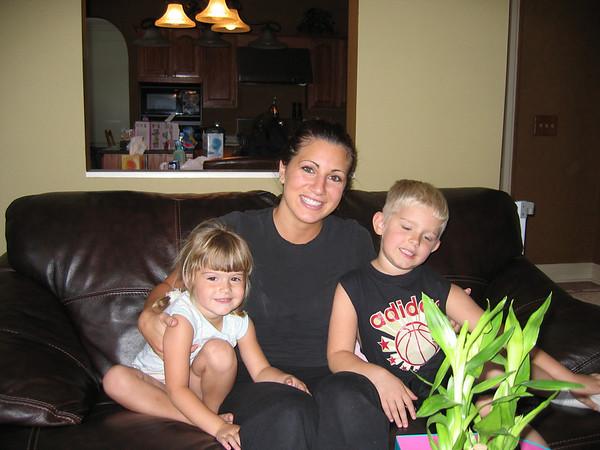 08.12.05 Stephanie and Kids