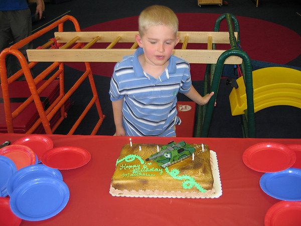 05.21.06 Matt 6th Birthday Party MyGym