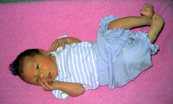 07.25.06 Remington Home from Hospital