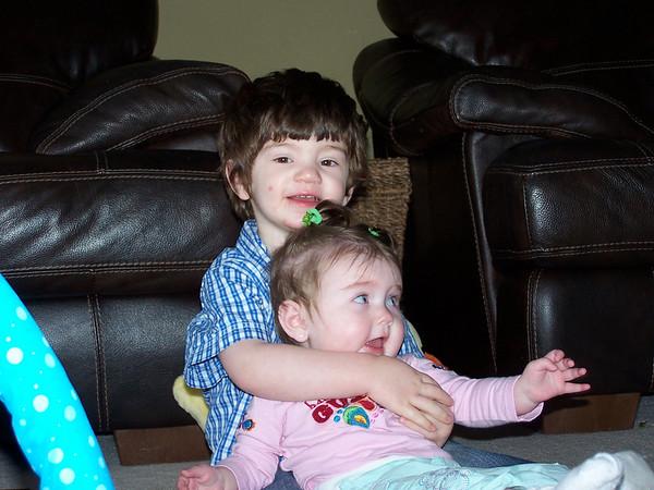 04.08.07 Grandma Nona Kid Pictures