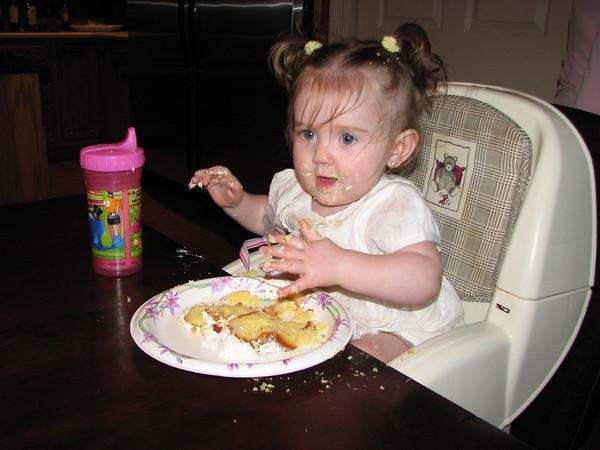 07.24.07 Remington's 1st Birthday Family Party