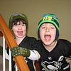 Wildman Zane and Matt - Pittsburgh Penguins