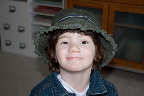 03.24.09 Zane in the Green Hat