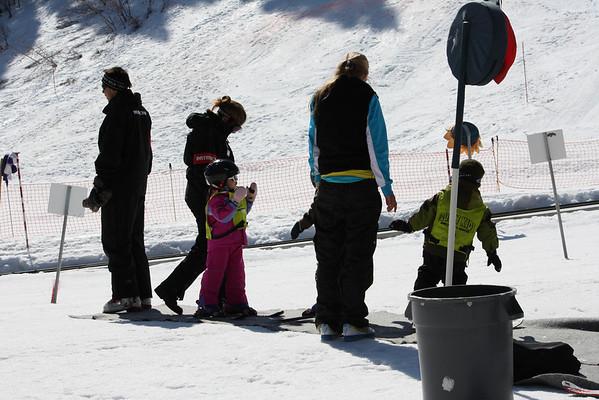 03.30.09 Squaw Valley Ski School Day One