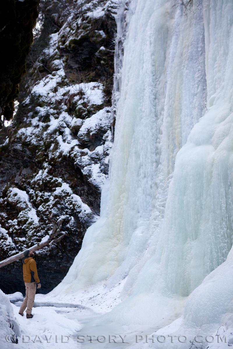 Victor Creek. Moose Pass, AK.