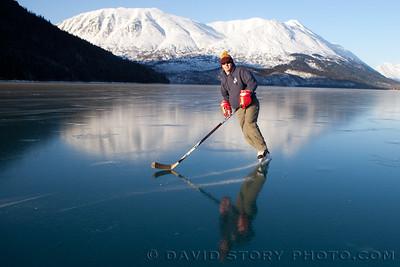 Kenai Lake. Moose Pass, AK. (2011)