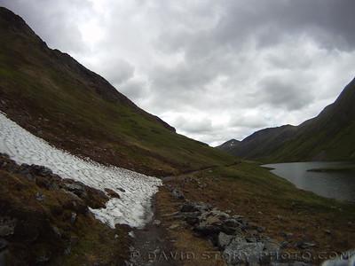 Devils Pass. Chugach. AK.