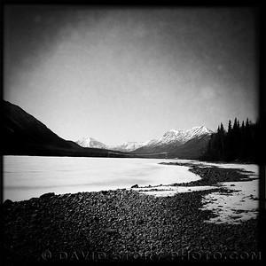 Kenai Lake. Cooper Landing, AK.