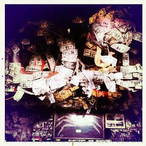 Salty Dawg dollars. Homer, AK.