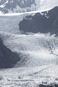 Pederson Glacier. Kenai Fjords National Park, AK.