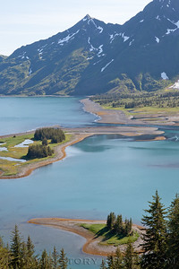 Pederson Lagoon. Kenai Fjords National Park, AK.