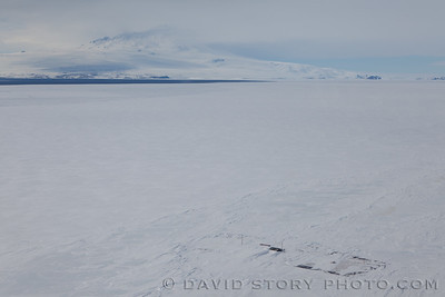 Runaway Ice Pier.