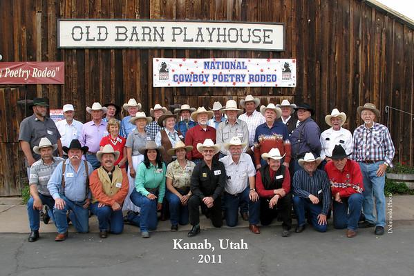 National Cowboy Poetry Rodeo, Kanab, Utah:  8/20/11