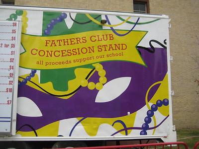 Fathers' Club Mardi Gras Picnic