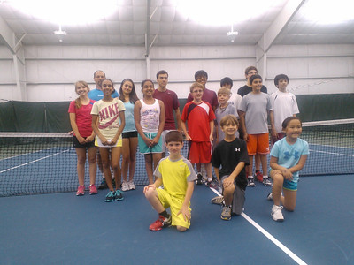 Oxford Juniors Tennis Team