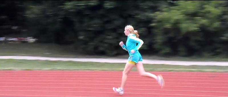 06.04.12 Kim Running Skills Clinic