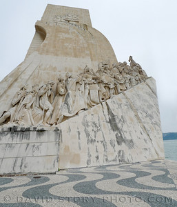 Padrão dos Descobrimentos / Monument to the Discoveries. Belem.