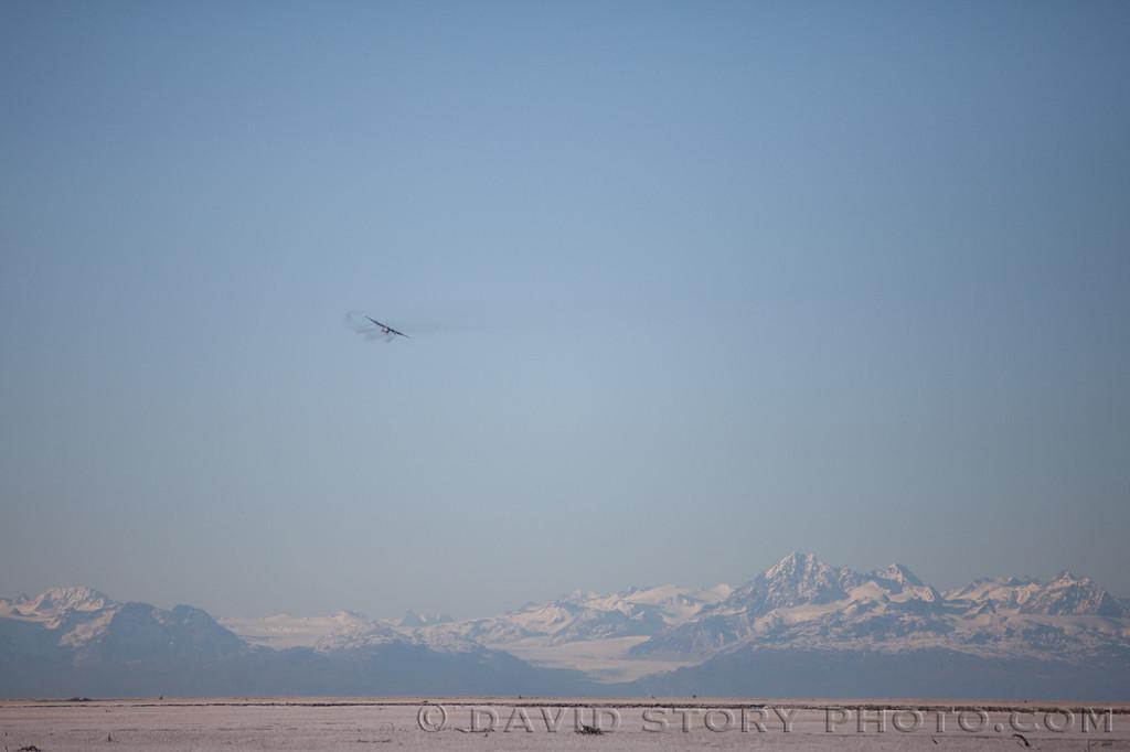 C-130 deja vu near Kenai.
