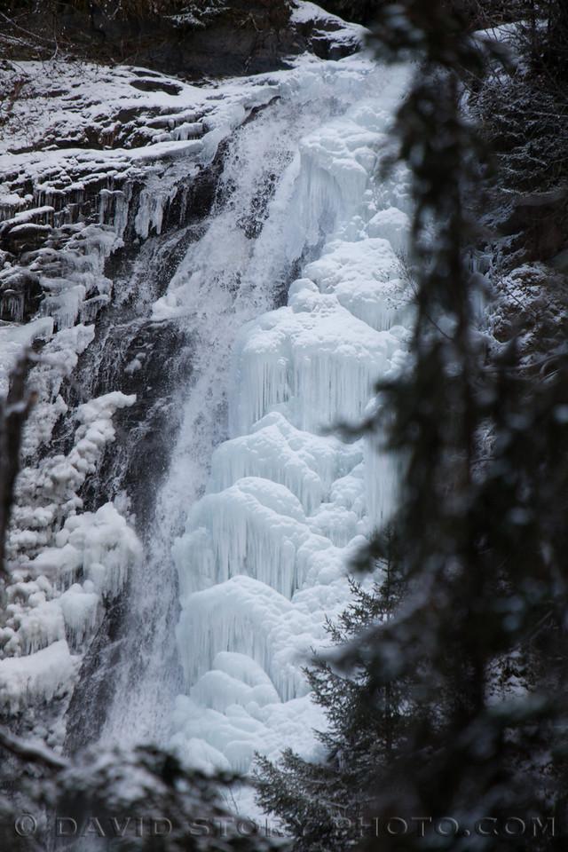 Falls Creek falls.