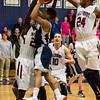 BV Basketball v Salisbury 25