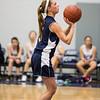 GJV Basketball v Miss Halls 27