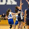 GJV Basketball v Miss Halls 35