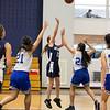 GJV Basketball v Miss Halls 29
