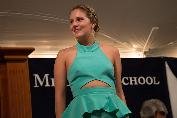 Cum Laude inductee Maddy Lyons '13