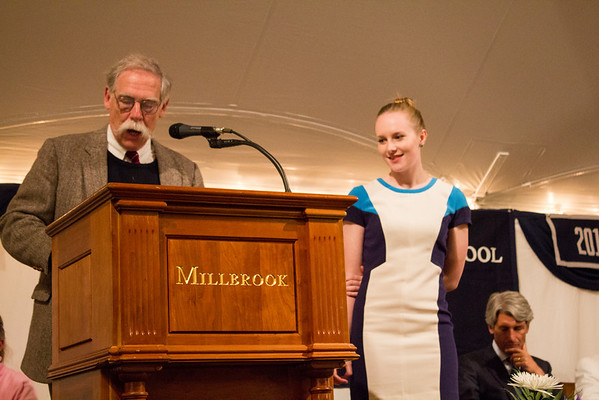 Elli Case-Pethica '13, winner of the English Writing Prize