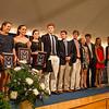 Four Year Varsity Letter Award Winners